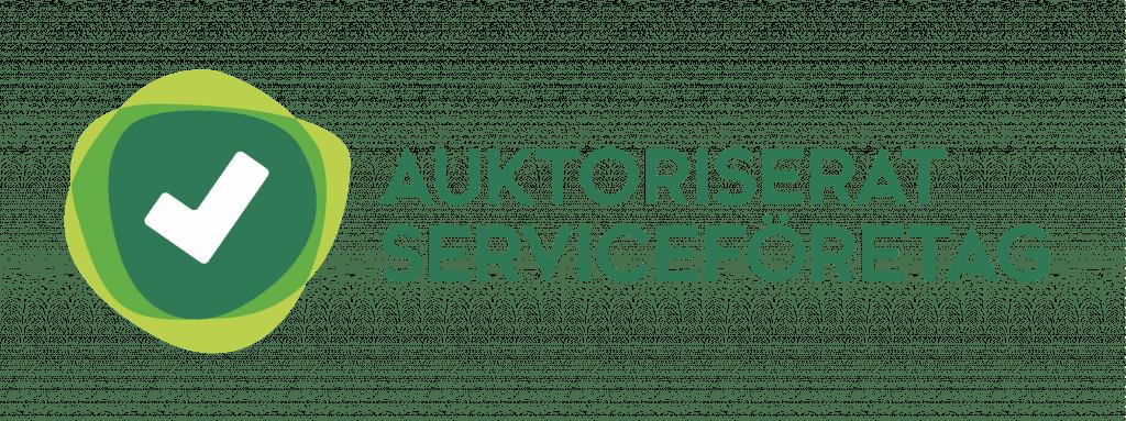 Autokriserat serviceföretag